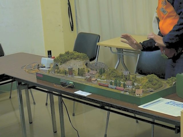 くまどん:省スペース欧州型レイアウト